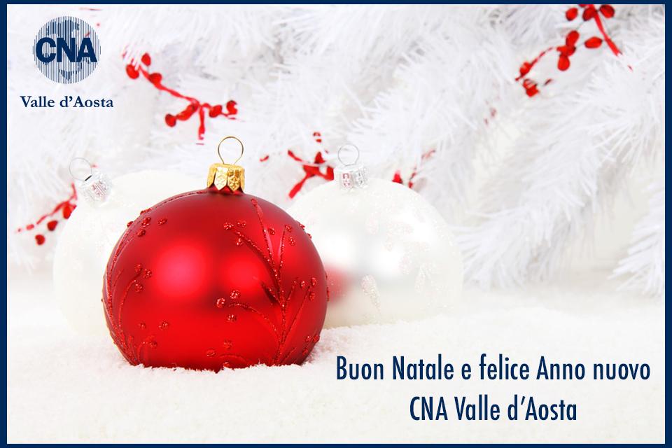 Buon Natale E Buone Feste Natalizie.Buone Feste Da Cna Valle D Aosta Cna Valle D Aosta